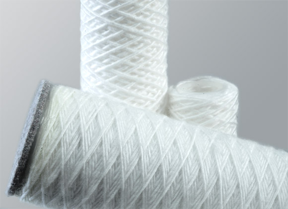 Micro Star pleated filter cartridges